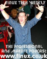 ... his own independent podcast about Tech, Security and general geekyness